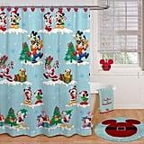 Disney Holiday 72-Inch x 70-Inch Shower Curtain