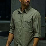 Paul Walker as Brian O'Conner It's been more than a decade since we first saw Paul Walker play Brian, but we swear the Fast & Furious 6 star gets better with age. Since the first film, he's traded the blond locks for a tall, dark, and handsome style that definitely suits him.