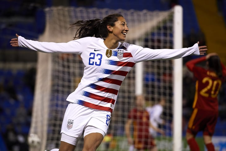 Black Women On The 2019 Us Women S World Cup Roster Popsugar Fitness The official website for women's competitions with match highlights, fixtures, results, draws and more. black women on the 2019 us women s