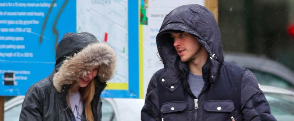 Supergirl's Melissa Benoist and Chris Wood Are Dating