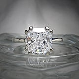 Shantastic Jewelry Cushion Cut Engagement Ring