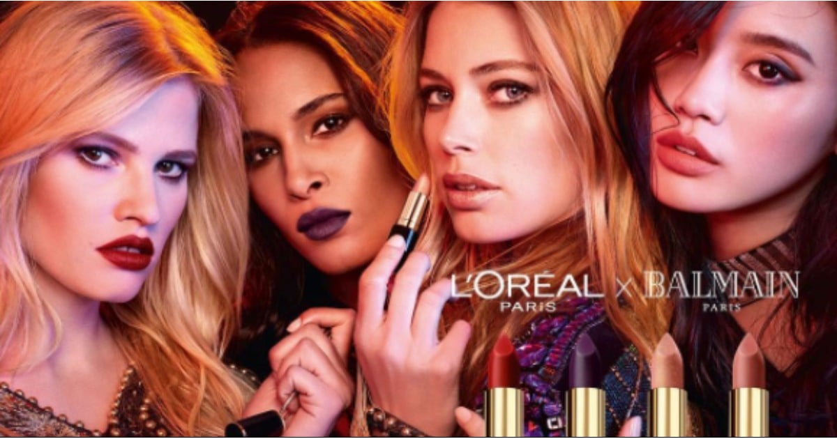 The L'Oréal x Balmain Collection Is Almost Here! Here's What You Need to Know