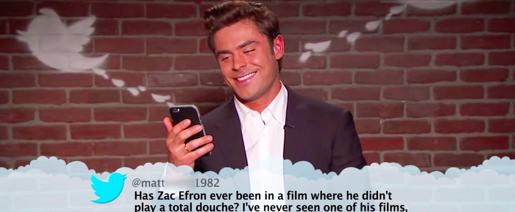 All of the Celebrities Reading Mean Tweets You Can Handle