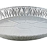 Place the Pie in a Disposable Aluminum Pan