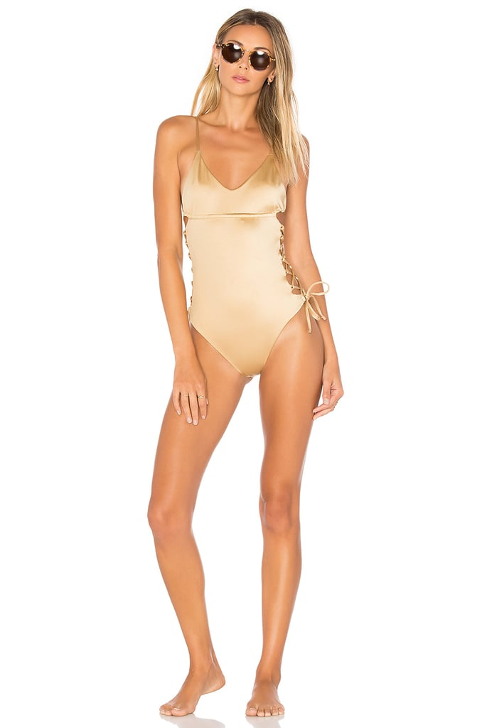 Lovers + Friends Blakely One Piece ($110)