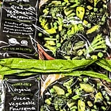 Trader Joe's Green Vegetable Foursome