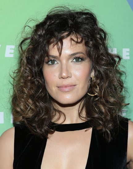 Mandy Moore's Curly Hair Moment Was Inspired by Two Iconic '80s Movies, Says Her Pro