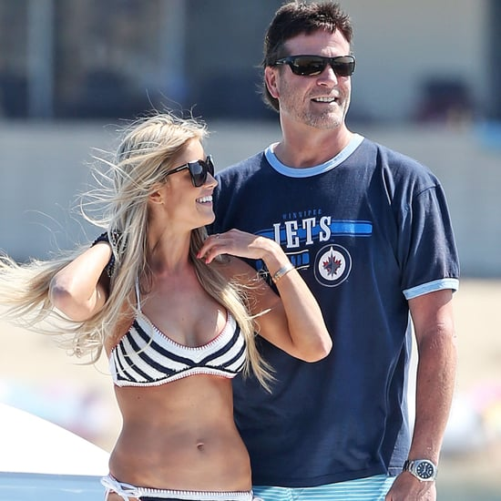 Christina El Moussa in a Bikini July 2017