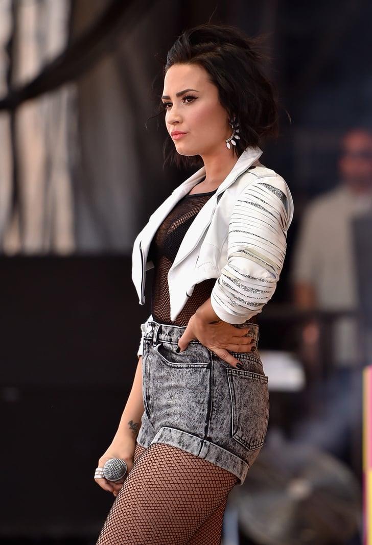 Demi lovato hottest pictures