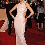 Alessandra Ambrosio in Atelier Versace