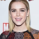 Kiernan Shipka at the Marvel Avengers Academy's Party in 2016
