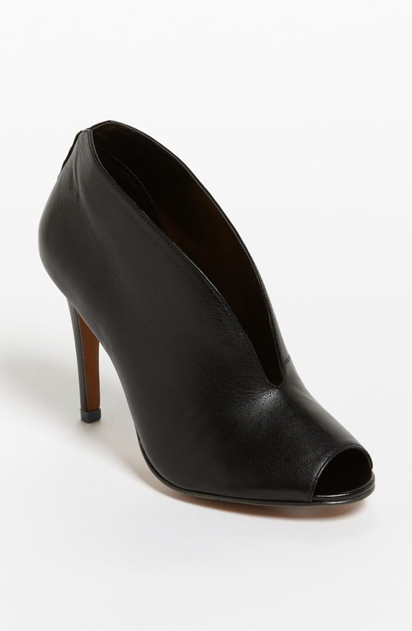 Consider these Halogen Katrina booties ($100) your sexy date-night shoe for Fall.