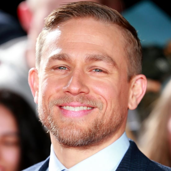 Charlie Hunnam at The Lost City of Z UK Premiere