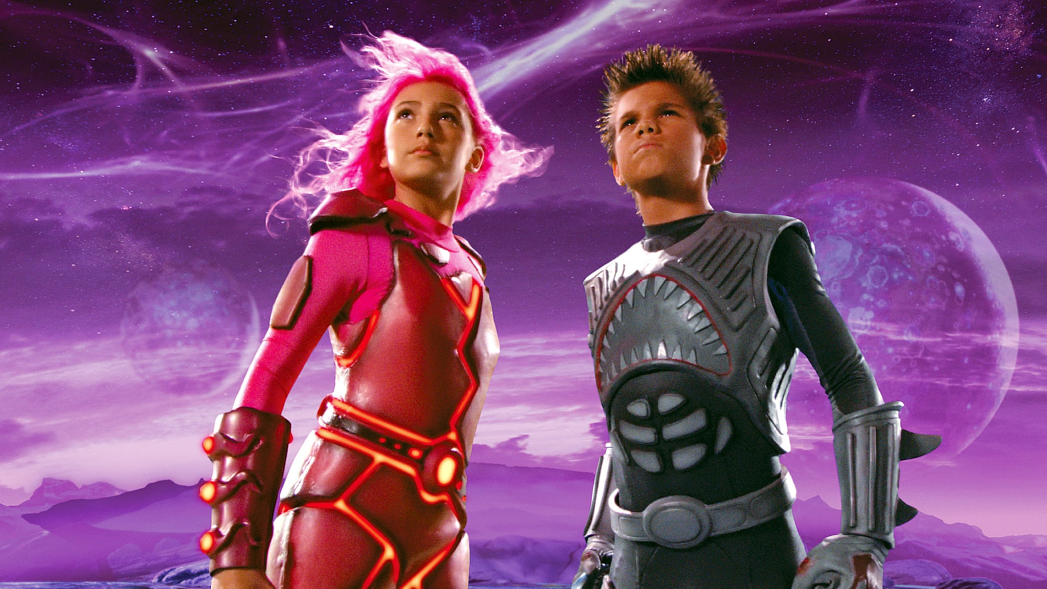THE ADVENTURES OF SHARK BOY AND LAVA GIRL IN 3D, Taylor Dooley, Taylor Lautner, 2005, (c) Dimension Films/courtesy Everett Collection
