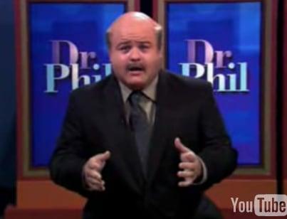 Frank Caliendo Does Dr. Phil