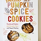 Trader Joe's  Pumpkin Spice Cookies ($3)