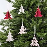 Vinterfest Christmas Tree Hanging Decorations