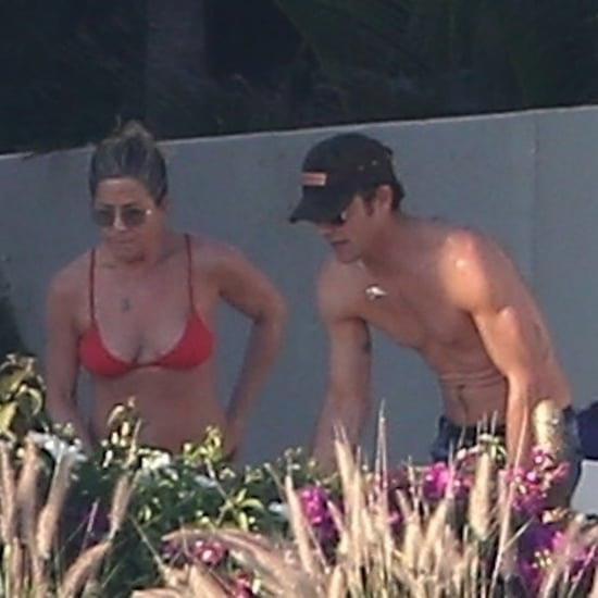 Jennifer Aniston and Justin Theroux Mexico Vacation 2018