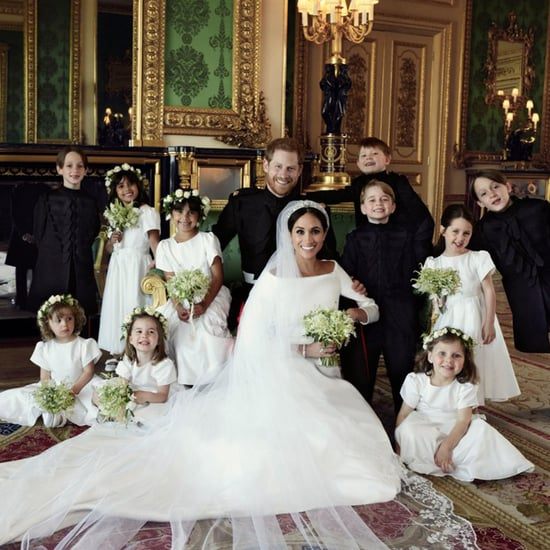 Royal Wedding Photographer Bribed the Kids With Candy