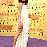 Indya Moore at the 2019 Emmy Awards