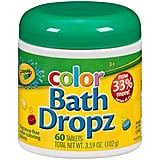 For 1-Year-Olds: Crayola Color Bath Dropz