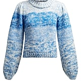 Ganni Julliard Mohair Chunky Knit Sweater