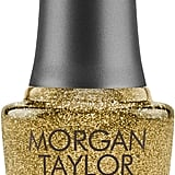 Morgan Taylor Professional Nail Lacquer in Glitter and Gold