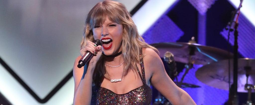 Taylor Swift Is Headlining Glastonbury Music Festival 2020