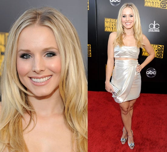 Photos of Kristen Bell at 2009 American Music Awards 2009-11-22 16:46:01
