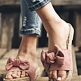 LALLC Bow Sandals