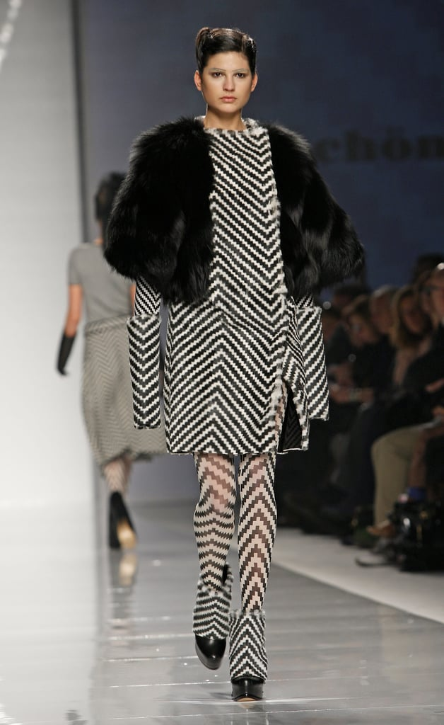 Milan Fashion Week: Mila Schon Fall 2009