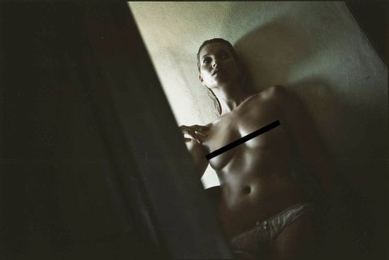 Pictures of Kate Moss and Lara Stone Nude for Mario Sorrenti's 2011 Pirelli Calendar: See Behind the Scenes!