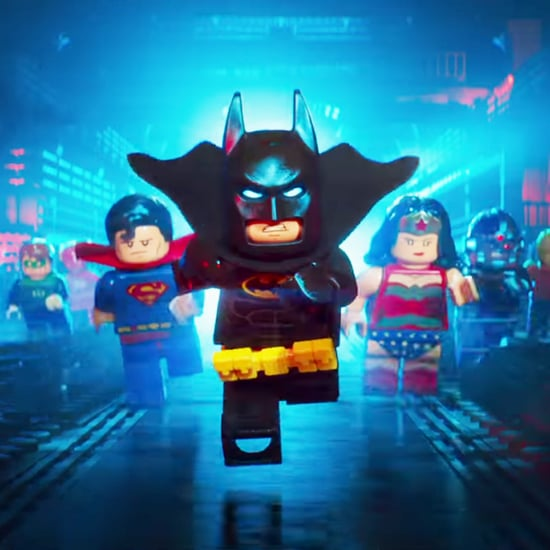 The Lego Batman Movie Trailer