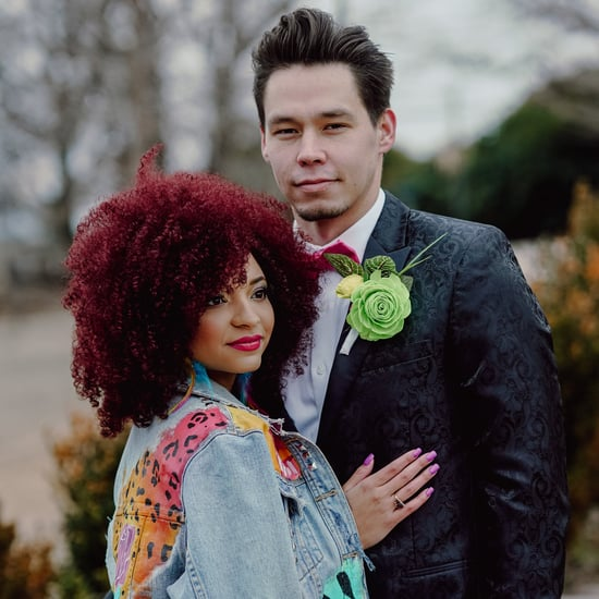 '90s Lisa Frank-Themed Wedding Ideas