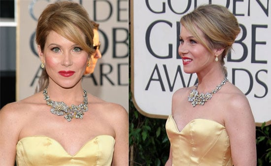 How-To: Christina Applegate's Hair at the 2009 Golden Globes