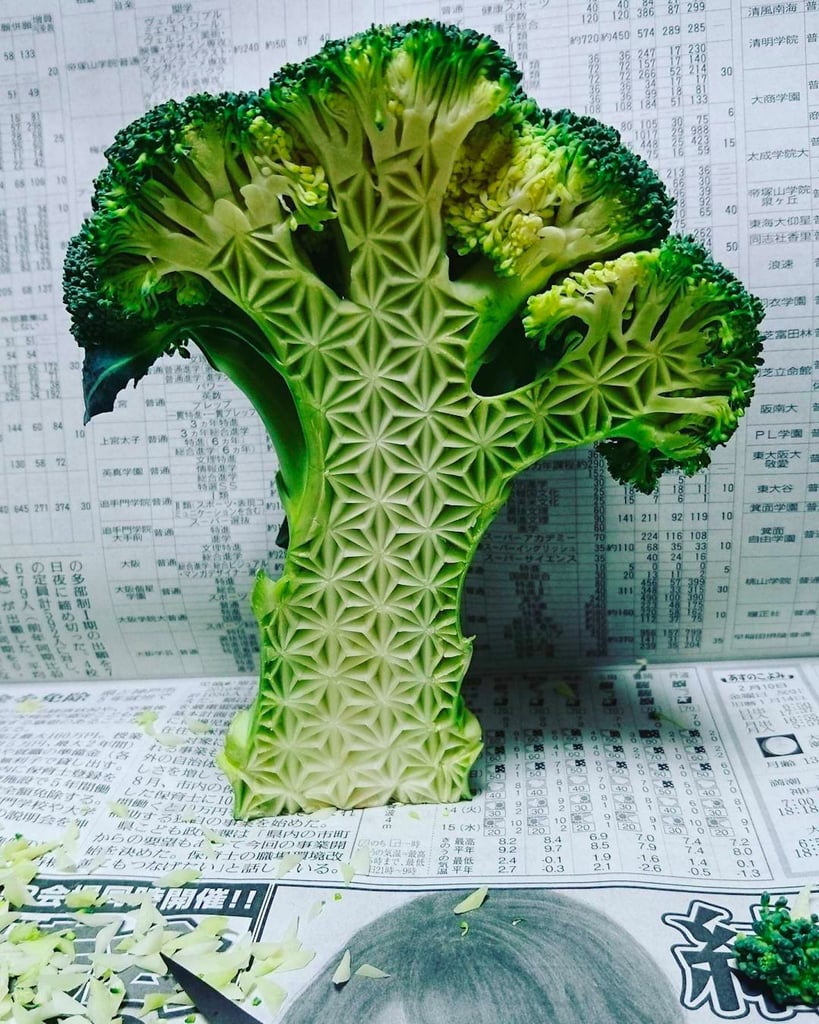 Mukimono Vegetable Art