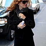 Pictrues of Isla Fisher on Late Night with Jimmy Fallon 2011-03-02 05:56:43