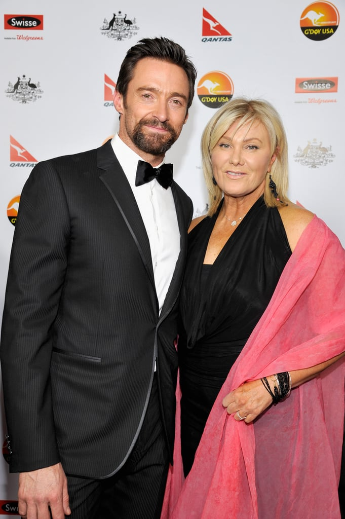 Hugh Jackman & Deborra-Lee Furness