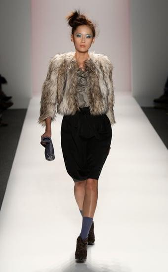 New York Fashion Week: Rebecca Taylor Fall 2009