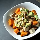 Vegetarian: Sweet Potato, Avocado and Tofu Bowl