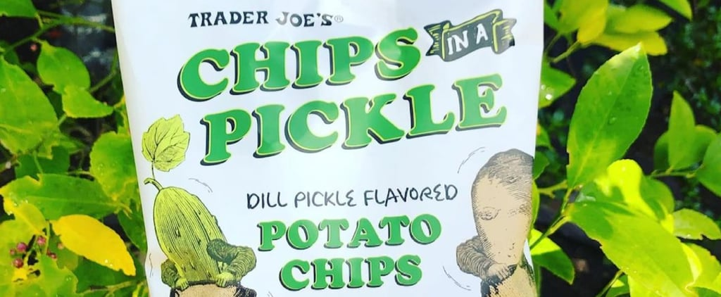 Trader Joe's Is Selling Pickle-Flavored Chips