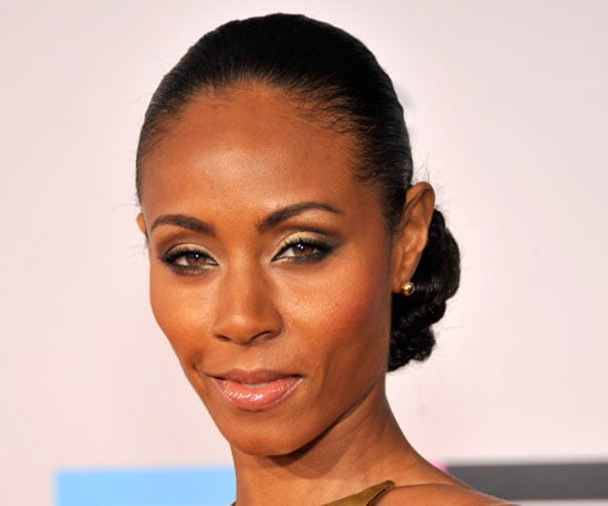 Jada Pinkett Smith at the 2010 AMAs