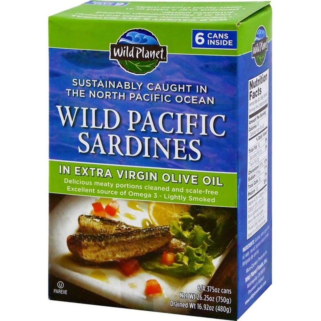 Wild Planet Wild Pacific Sardines