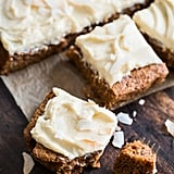 Healthier Carrot Sheet Cake