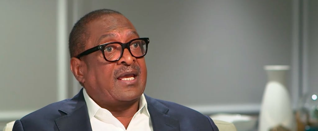 Mathew Knowles Quotes About Breast Cancer on GMA