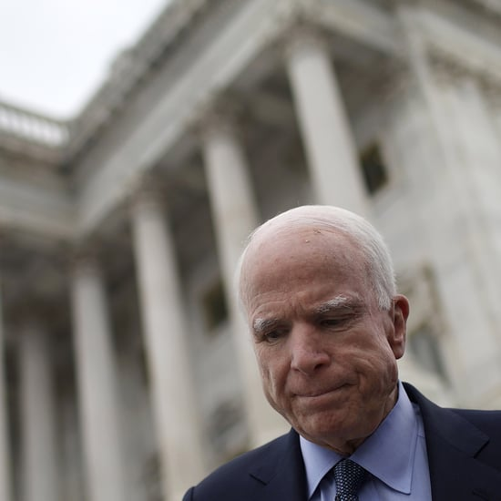Politicians React to John McCain's Cancer Diagnosis