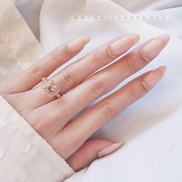 Big Engagement Ring Inspiration POPSUGAR Love Sex