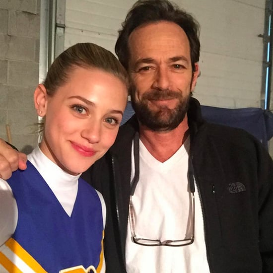 Lili Reinhart's Tribute to Luke Perry After His Death