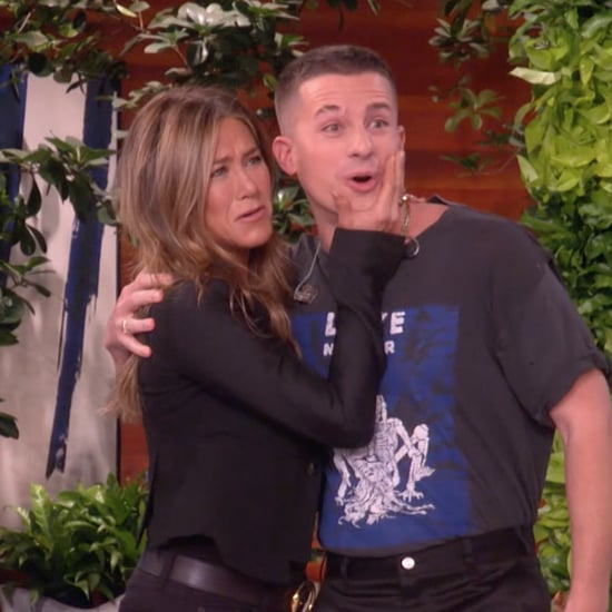 Charlie Puth Meets Jennifer Aniston on The Ellen Show Video
