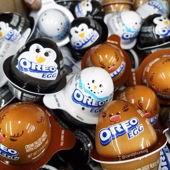 Holiday Oreo Eggs